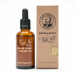 Captain fawcett edycja ricki hall booze  baccy olejek do brody 10ml
