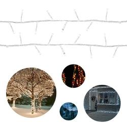 200 led lampki choinkowe zewnętrzne ip łańcuch 14m