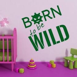 Szablon malarski 02x 03 born to be wild 1709