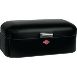 Wesco - pojemnik na pieczywo grandy, czarny - czarny