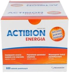 Actibion x 600 tabletek