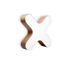 Lzf :: lampa ścienna  kinkiet x-club szer. 58 cm