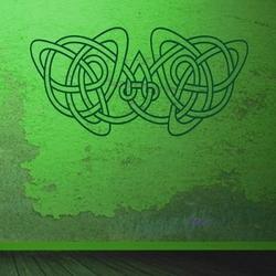 celtycki 76 szablon malarski