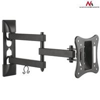Maclean uchwyt do telewizora  lub  monitora 13-27 15 kg uniwersalny mc-719 czarny max vesa 100x100