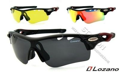 Okulary lozano lz-110a wymienne szkła i polaryzacja