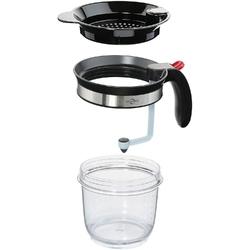 Oddzielacz tłuszczu z zup, sosów 1 litr comfort kuchenprofi ku-1012371000
