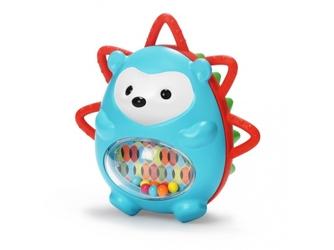 Jeżyk klik klak zabawka edukacyjna
