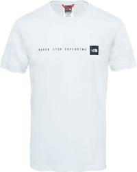 T-shirt męski the north face nse t92tx4la9