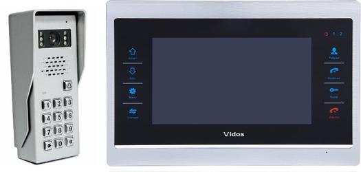 Wideodomofon vidos m901s50d - szybka dostawa lub możliwość odbioru w 39 miastach