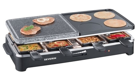 Grill raclette severin rg2341