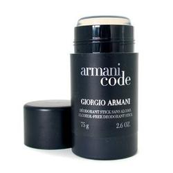 Giorgio armani black code perfumy męskie - dezodorant w sztyfcie 75g