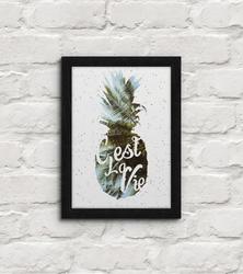 Pineapple - plakat