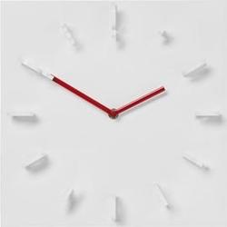 Kare design :: zegar ścienny fila 29,5cmx29,5cm