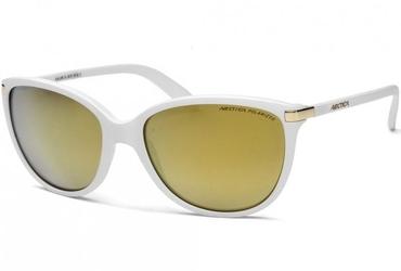 Arctica s-307c okulary damskie  przeciwsłoneczne polaryzacyjne kocie lustrzane