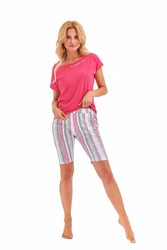 Piżama damska taro 2172 pola  l20