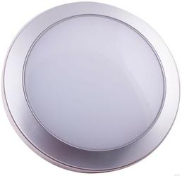 Oprawa led - 8w - okrągła - czujnik zmierzchu