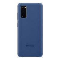 Samsung etui silicone cover navy do galaxy s20