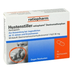 Ratiopharm dekstrometorfan tabletki na kaszel