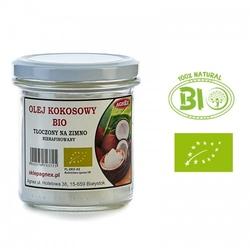 Bio olej kokosowy 260 ml - tłoczony na zimno