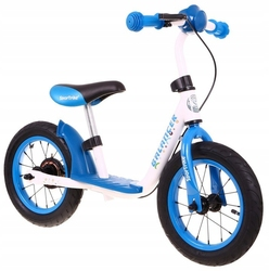 Sportrike balancer 2w1 niebieski rowerek hulajnoga + prezent 3d