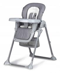 Kidwell ami grey krzesełko dla dziecka + puzzle