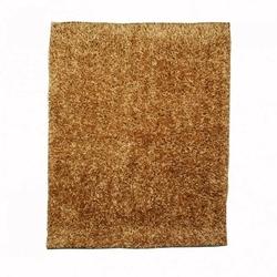 Dywan shaggy 160 x 230 cm - beżowy
