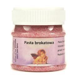 Pasta brokatowa 50 ml Daily Art - czerwony - CZE