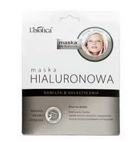 Lbiotica maska hialuronowa w postaci nasączonej tkaniny 23ml