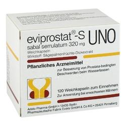 Eviprostat s sab.ser. 320 uno kapseln