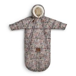 Kombinezon dziecięcy 6-12m, vintage flower, elodie details - vintage flower