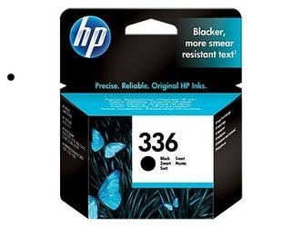 HP Inc. Tusz nr 336 Czarny Mały C9362EE