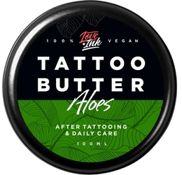 Loveink tattoo butter aloes - masło do tatuażu 50 ml