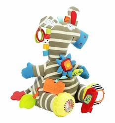 Zabawka sensoryczna, Aktywizująca Zebra, Dolce