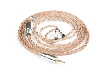 Ego audio beer wtyk iem: 3.5mm, konektory: mmcx