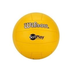 Piłka siatkowa wilson soft play żółty 3501