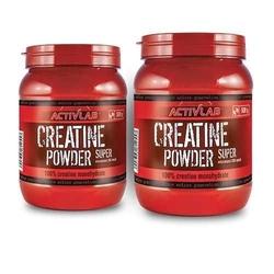 Activlab creatine powder - 2x 500g