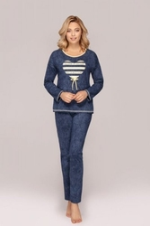 Regina 900 plus piżama damska