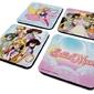 Sailor moon mix - podstawki pod kubek