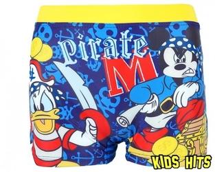 Kąpielówki myszka miki pirate yellow 7-8 lat