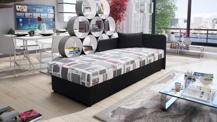 Łóżko młodzieżowe polo 80x200 wersja 4