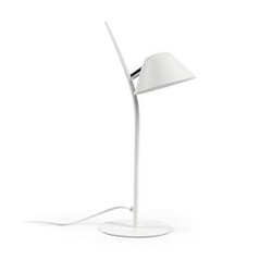 Lampa stołowa mystic biała