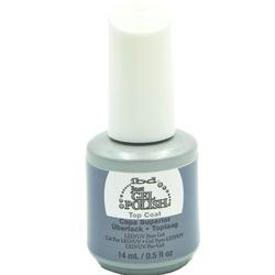Ibd just gel polish top coat, znacząco wydłuża trwałość lakieru, nabłyszcza 14ml