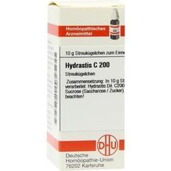 Hydrastis c 200 globuli