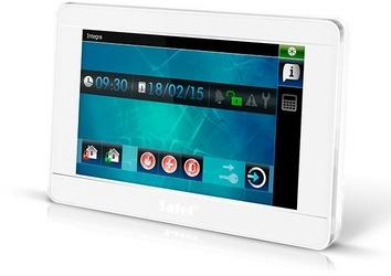 Manipulator satel int-tsi-wsw graficzny biały 7 - szybka dostawa lub możliwość odbioru w 39 miastach