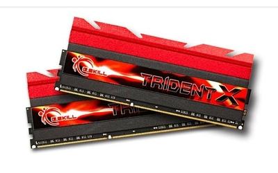 G.SKILL DDR3 16GB 2x8GB TridentX 1600MHz CL7 XMP