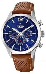 Festina timeless chronograph f20542-3