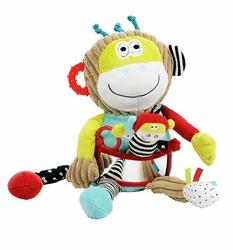 Zabawka sensoryczna, Ucz Się i Baw, Małpka, Dolce