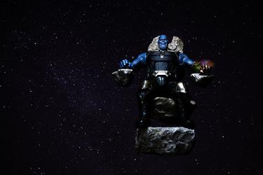 Thanos - plakat Wymiar do wyboru: 61x91,5 cm