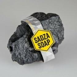 Mydło węglowe sadza soap