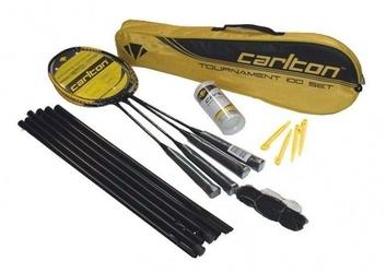 Zestaw badminton carlton powerblade tour 100i